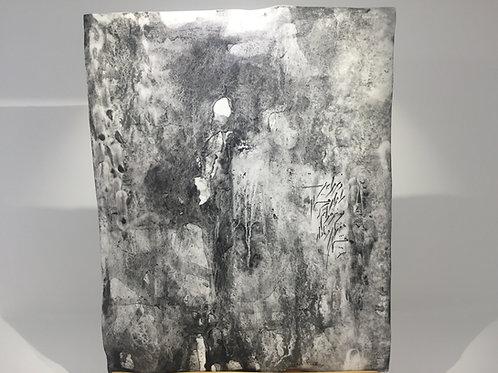 Tableau en porcelain & pigment - Faezeh Afchary Kord