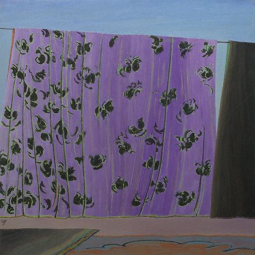 Violet et Noir - Azadeh Yavari