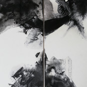 Pierre Colin, Traces, Diptych .jpg