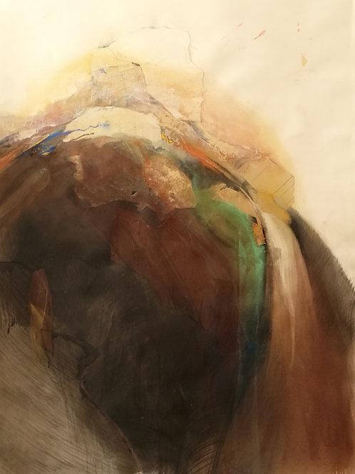 Montagne #4, Pierre Colin