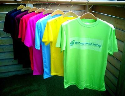 Tシャツプリント製作