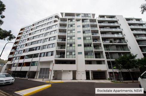 Rockdale Apartments, NSW