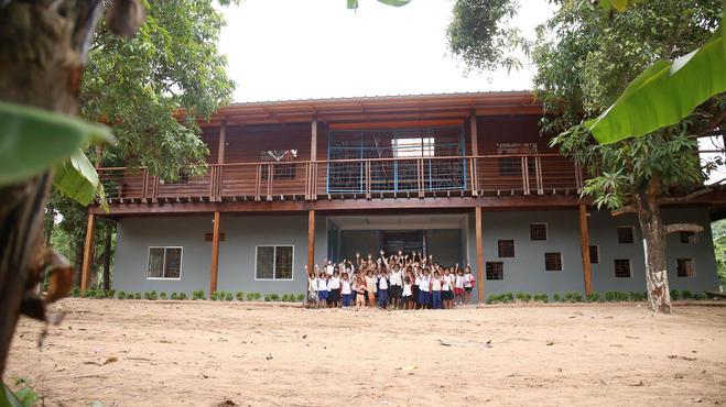 Salt School, Cambodia
