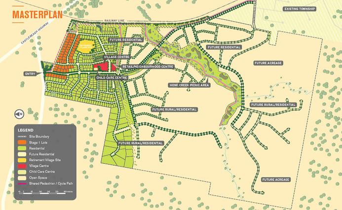 Carleon Estate Residential Subdivision, NSW