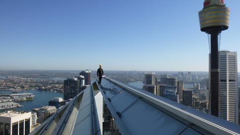 #4 - ANZ Building - Monorail Inspection