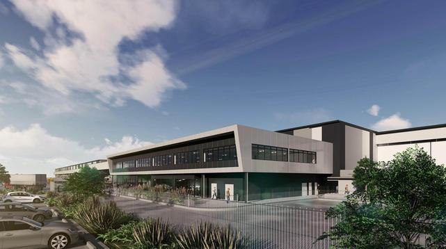Metcash Distribution Centre, SA