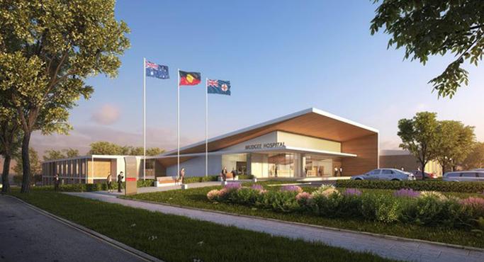 Mudgee Hospital Redevelopment, NSW