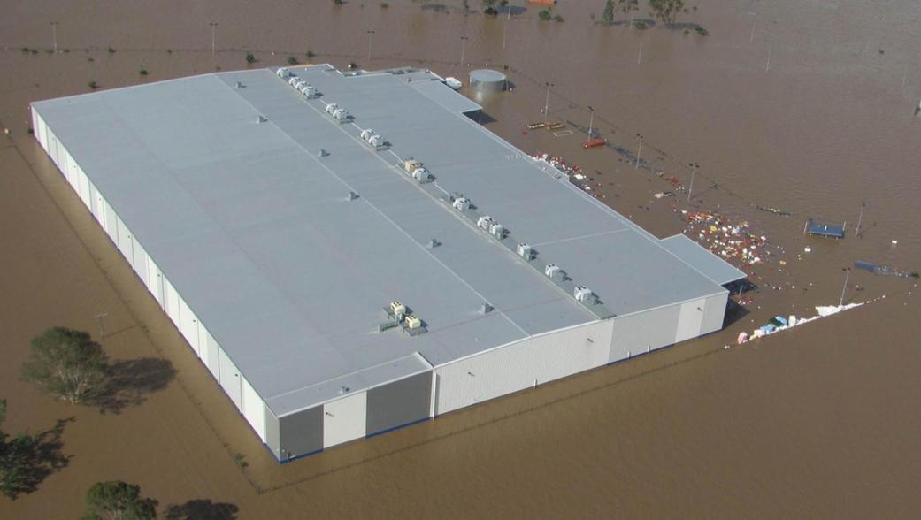 Brisbane Flood, QLD