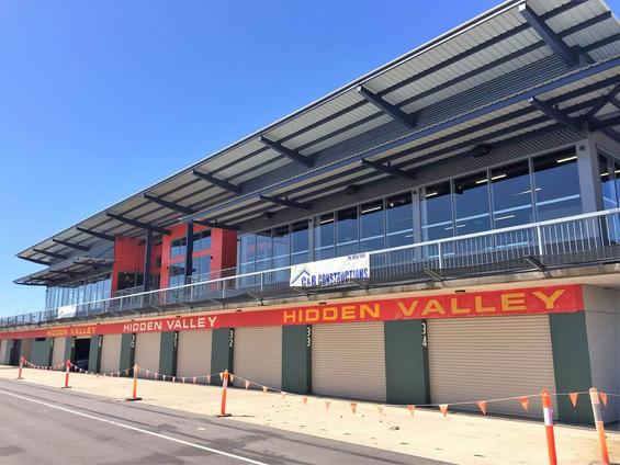 1 - Hidden Vallery Motor Sports Complex