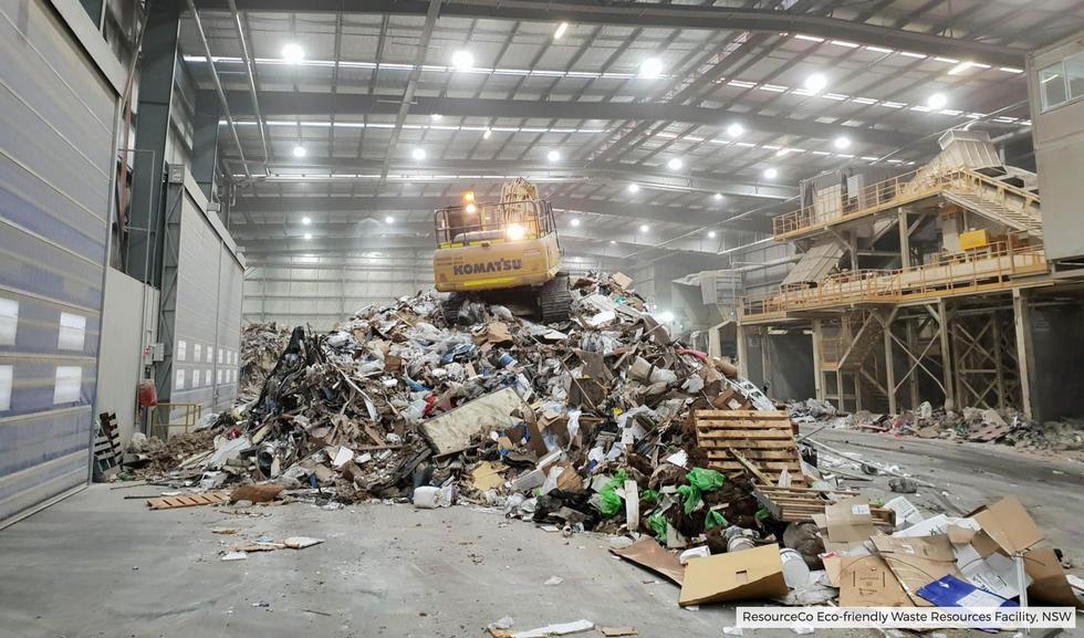 esourceCo Eco-friendly Waste Resources F