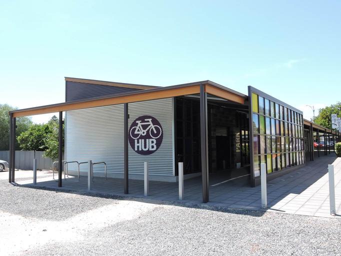 The Barossa Cycle Hub, SA