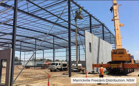 Marrickvile Freezers Distribution, NSW.j