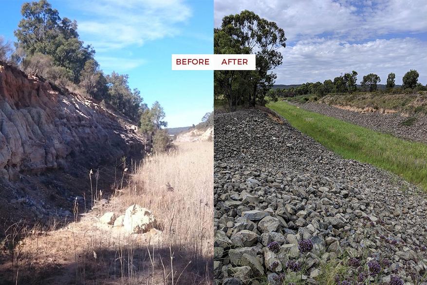 Goulburn River Rehabilitation, NSW