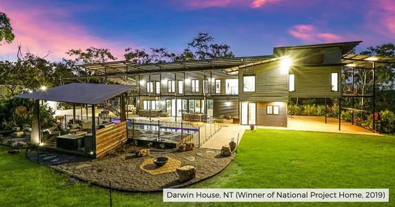 Darwin House, NT