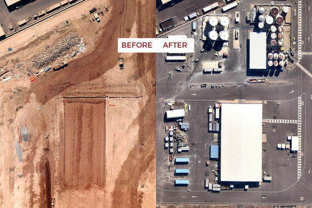 Darwin Marine Supply Base, NT