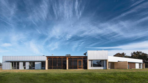 3 - Mudgee House, NSW (rammed earth wall