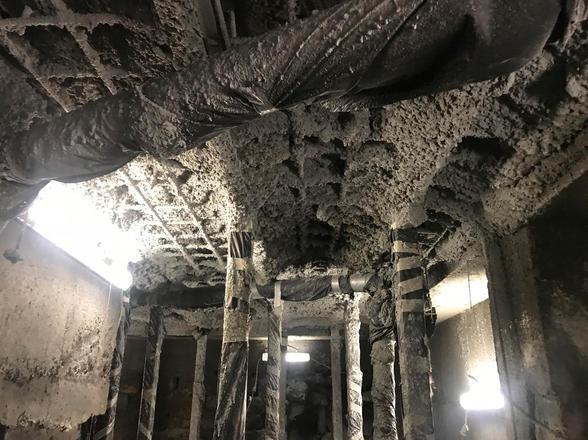 #1 - Coles - Suspended Floor Remediation