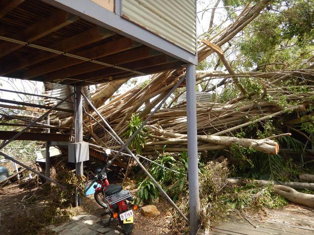 Tropical Cyclone 'Marcus', NT
