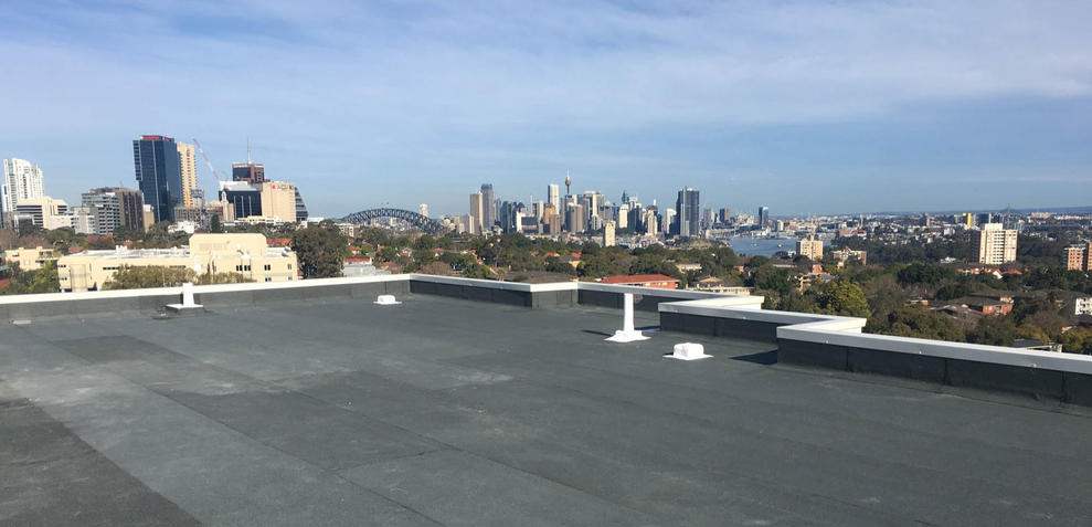 Rooftop Waterproofing, NSW