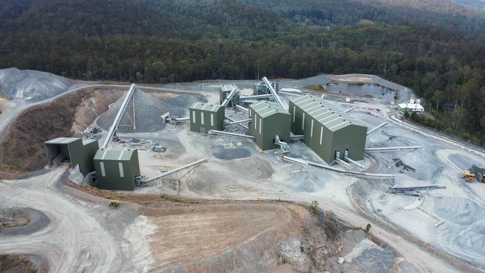 Boral Crush Plant, QLD