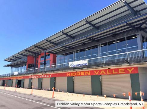 Hidden Valley Motor Sports Complex Grand