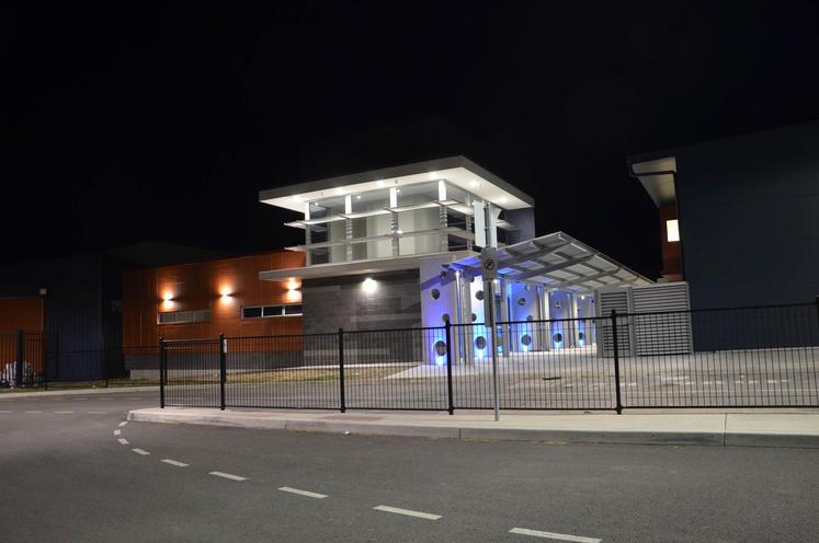 Livingstone College, SA
