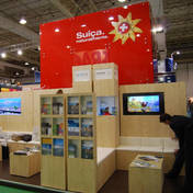 STAND SWITZERLAND TOURISM WTM