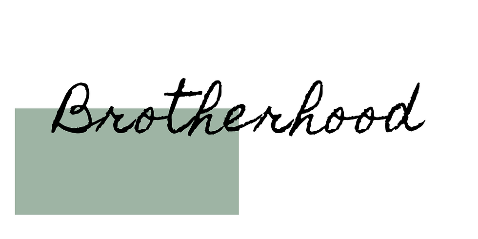 P Ē Ø P Ł Ë Š   Brotherhood