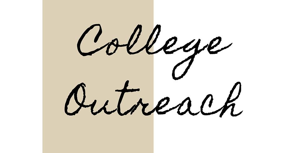 P Ē Ø P Ł Ë Š | College Outreach