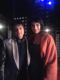 Pilar+Rubio+y+Tony