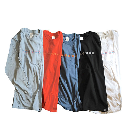 6 Long Sleeve