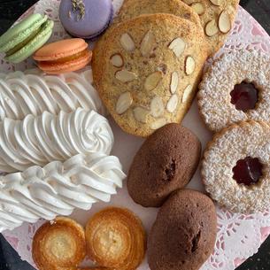 macarons and cookies.JPG