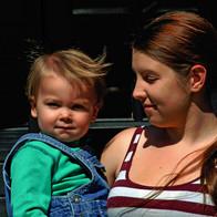 Mother & child photos