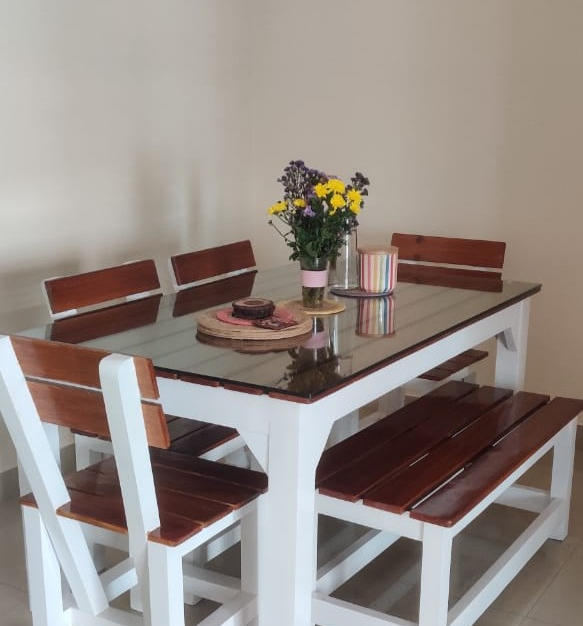 Tripoli Dining Set