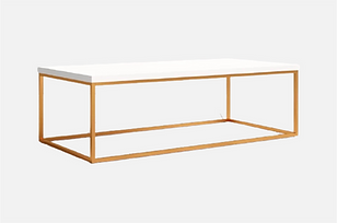 Amelia Marble Top Coffee Table