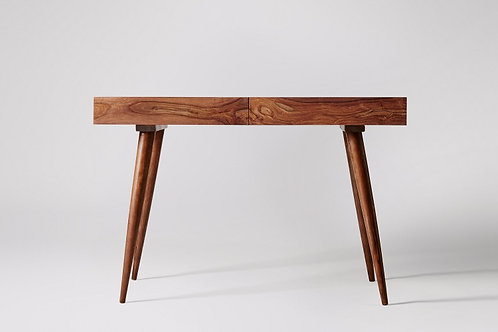 TOLUCA SOLID HARDWOOD STUDY TABLE