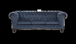 Ekens Chesterfield 3 Seat Sofa