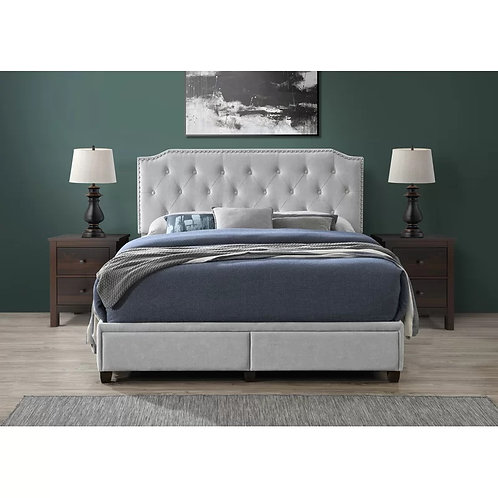 Weston King Size Bed