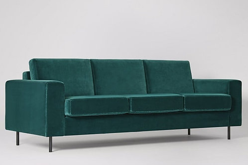 LISBUNN FABRIC SOFA (3 SEAT)