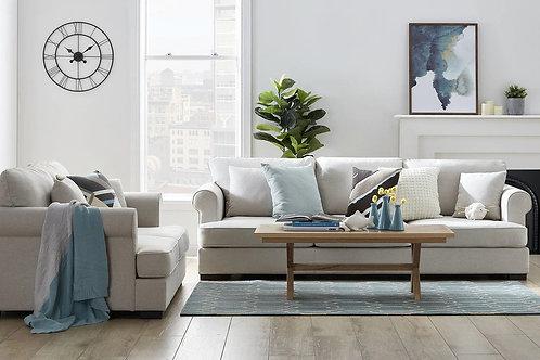 Domberg 3 Seat Sofa