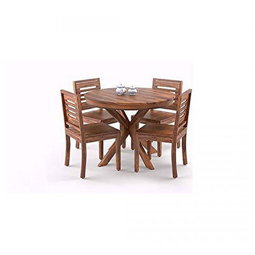 ORLANDO SHEESHAM DINING SET