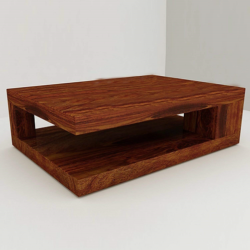 ODEN SHEESHAM COFFEE TABLE