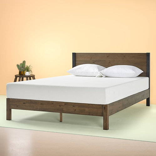 Corliss King Size Bed