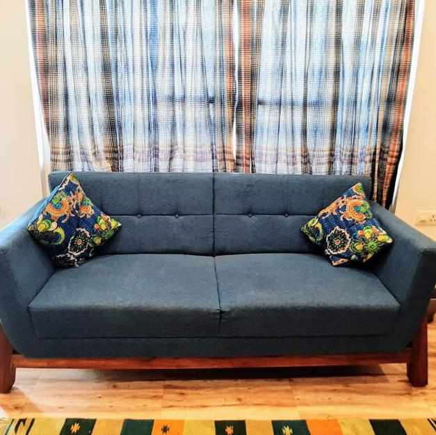 Midcent Modern Sofa