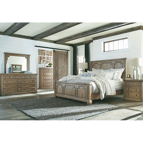 Elbe King Size Bed
