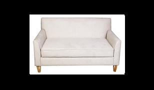 Ivory 2 Seat Sofa