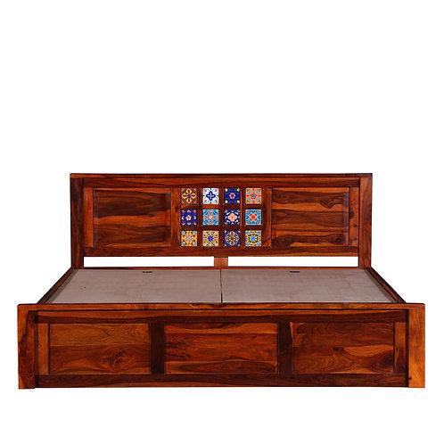 MOTALA SHEESHAM BED