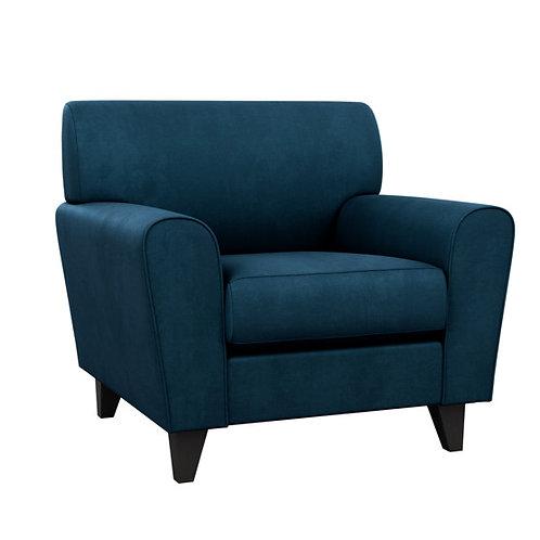 Teal Single Sofa