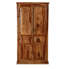 Arvik Sheesham Wardrobe Cabinet