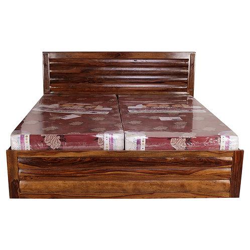 Marien Sheesham King Size Bed